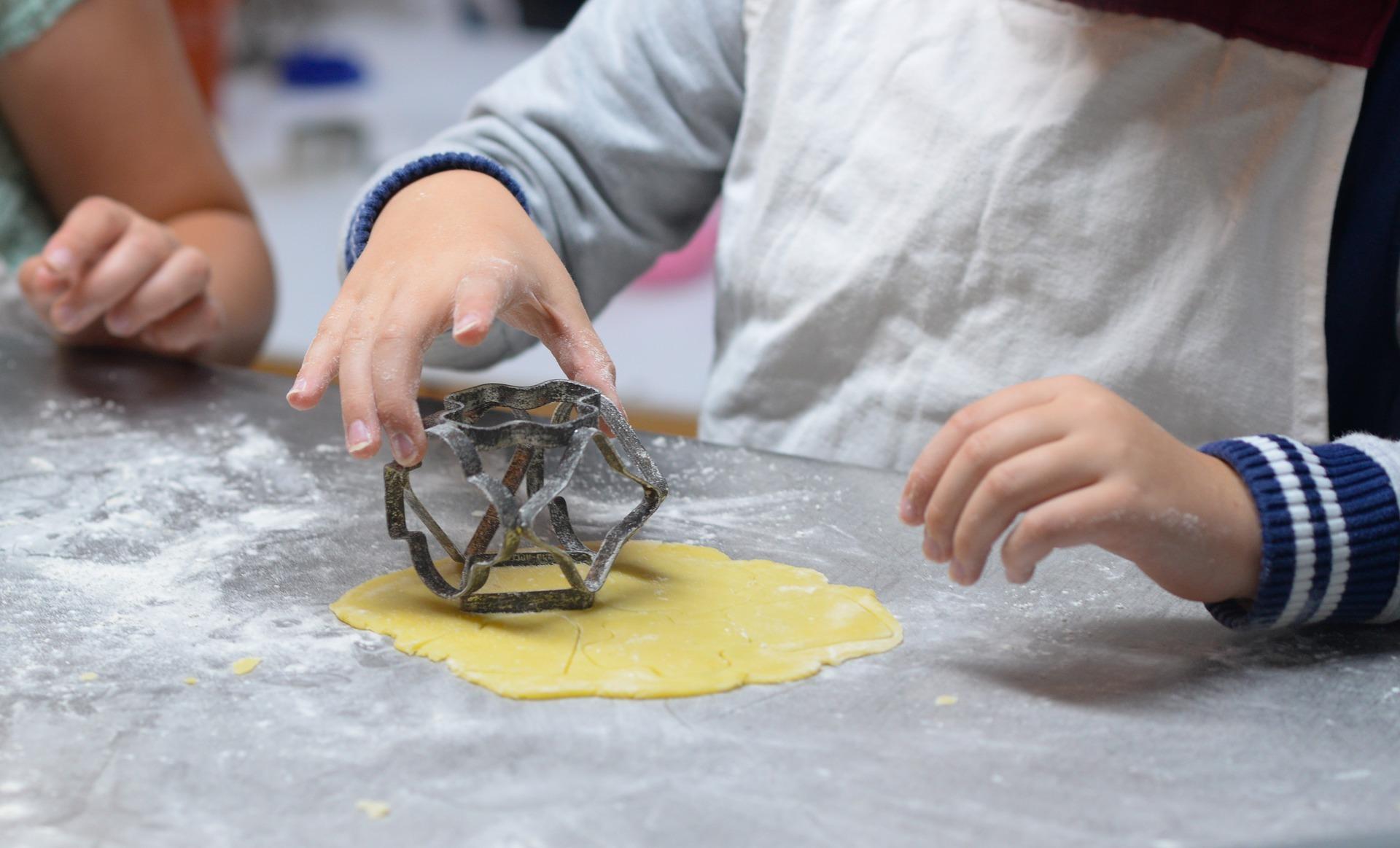 Kochen mit Kindern auf meinegeschichten.de