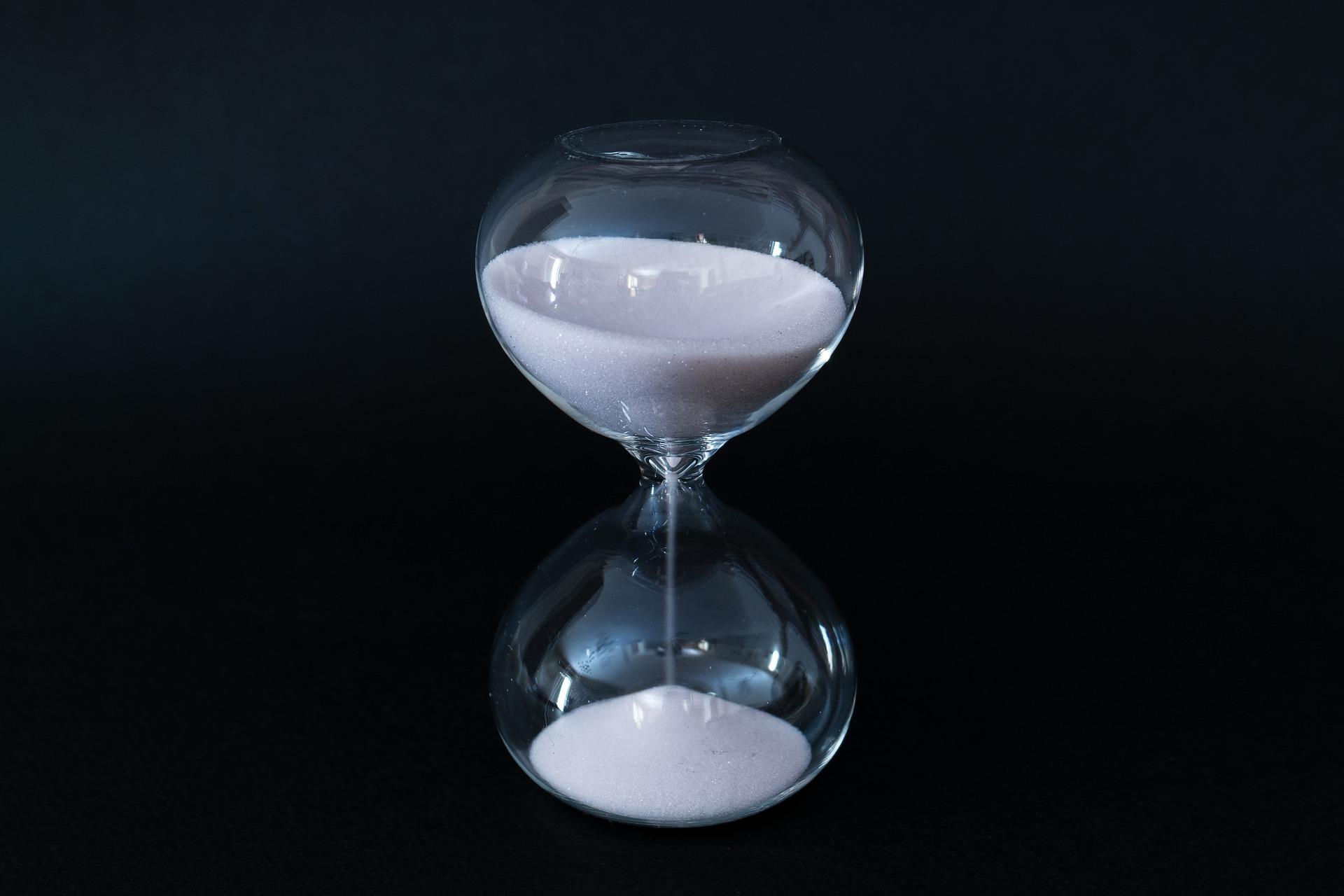 Jetzt oder später - Die Uhrzeit auf meinegeschichten.de